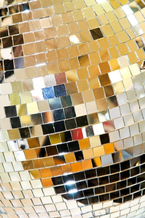Bal 2 van de disco stock afbeelding