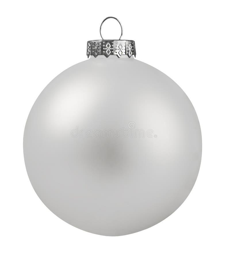 bal białych świąt zdjęcie stock