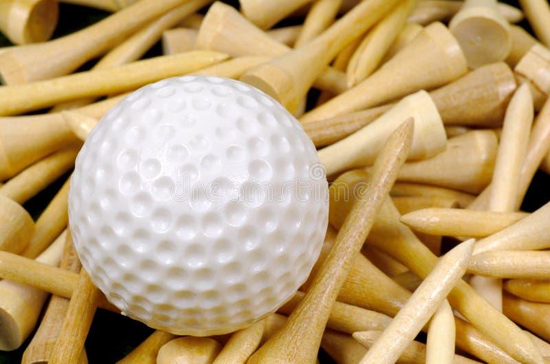 bal golfowe trójniki zdjęcia royalty free