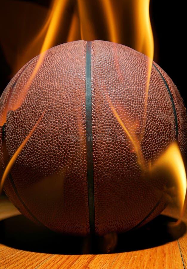 Bal van brand stock afbeeldingen