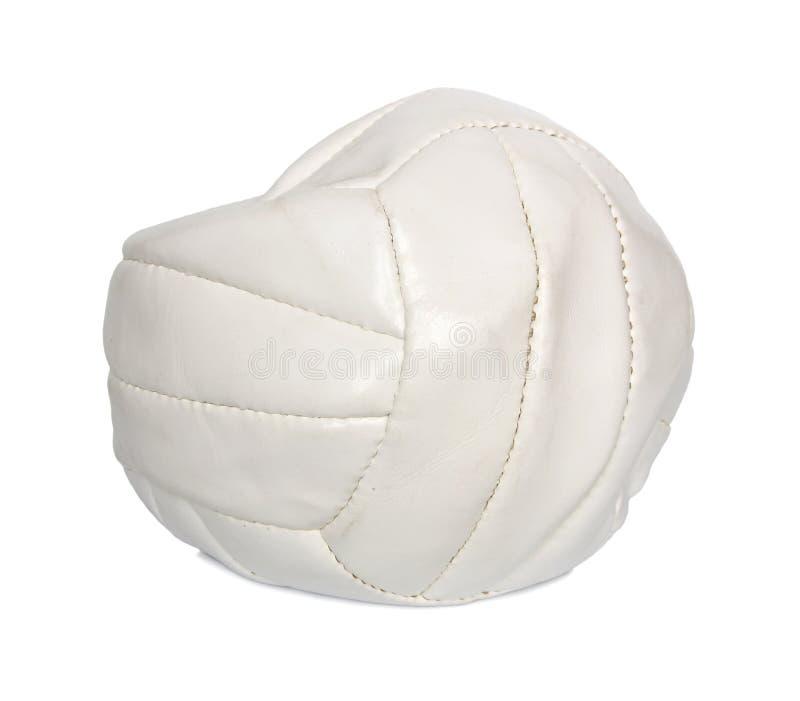 Bal voor volleyball. royalty-vrije stock foto's