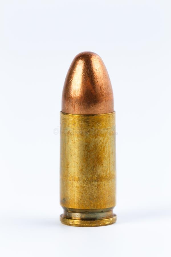 bala de 9mm imagem de stock