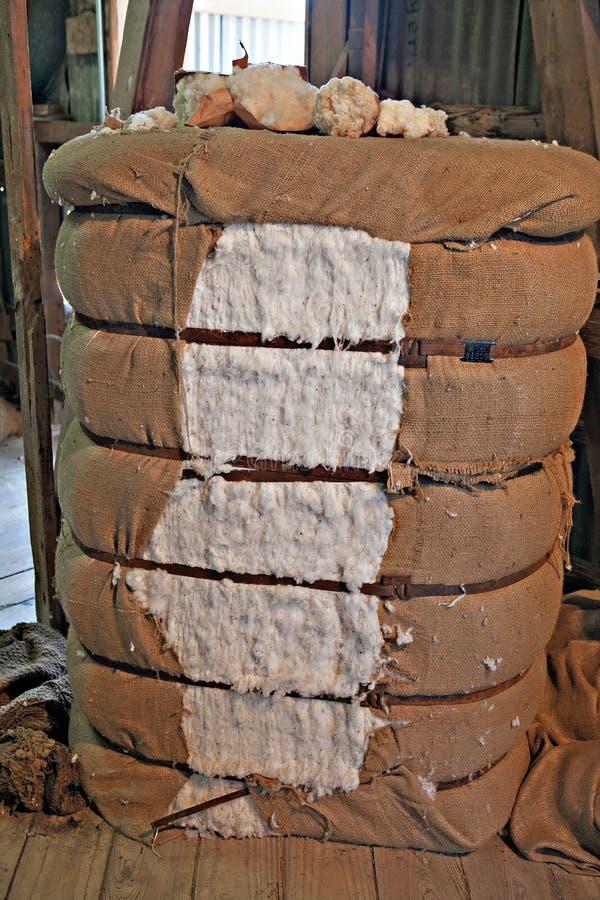 Bala Del Algodón Foto de archivo libre de regalías