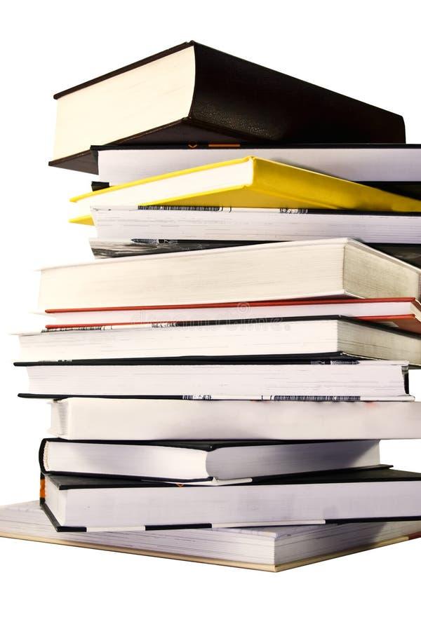Bala dos livros imagem de stock