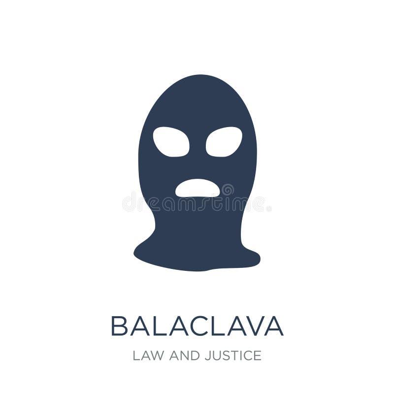 Balaclava εικονίδιο  ελεύθερη απεικόνιση δικαιώματος