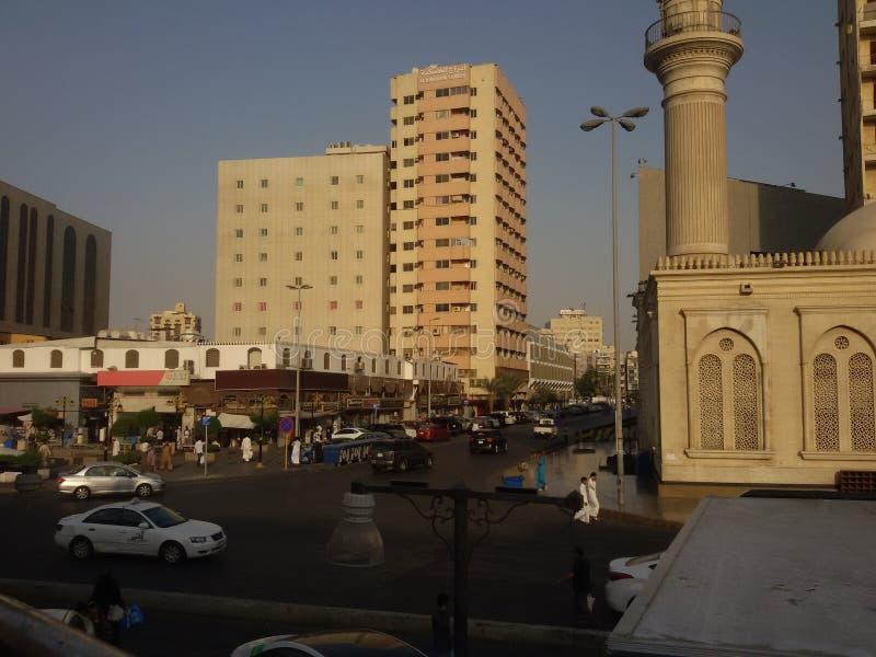 Balad, Dschidda, saudi-arabisch lizenzfreie stockbilder