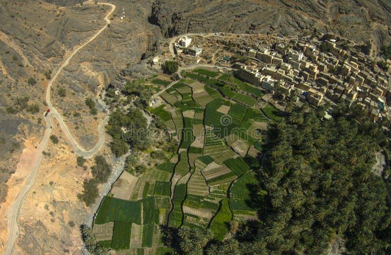 Balad senta a vila imagens de stock royalty free