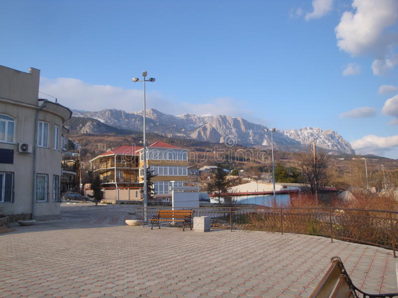 Balaklava Crimea imagen de archivo libre de regalías