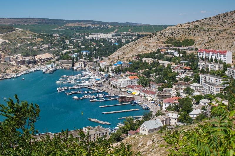 Balaklava Crimea royalty free stock images