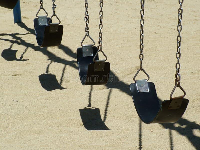 Download Balanço foto de stock. Imagem de parque, espera, balançar - 104708