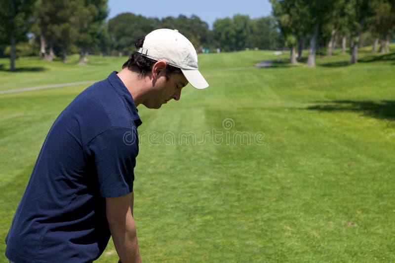 Download Balanço do golfe foto de stock. Imagem de borne, divertimento - 10054060