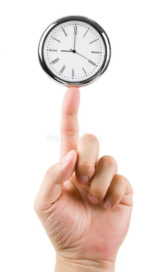 Balanço do tempo foto de stock