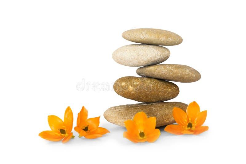 Balanço empilhado pedras. fotos de stock