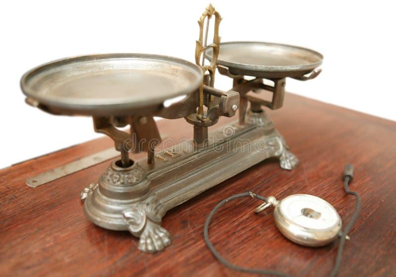 Download Balanço velho foto de stock. Imagem de peso, balanço, velho - 106002
