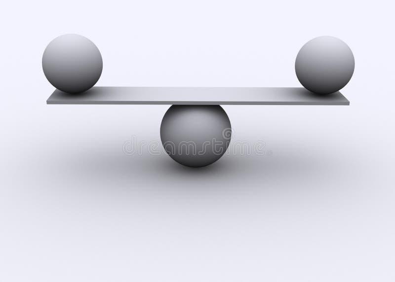 Balance libre illustration