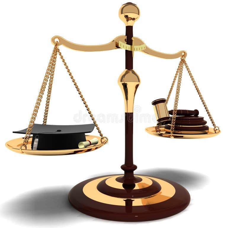 Download Balance stock illustration. Illustration of debate, hammer - 22414462