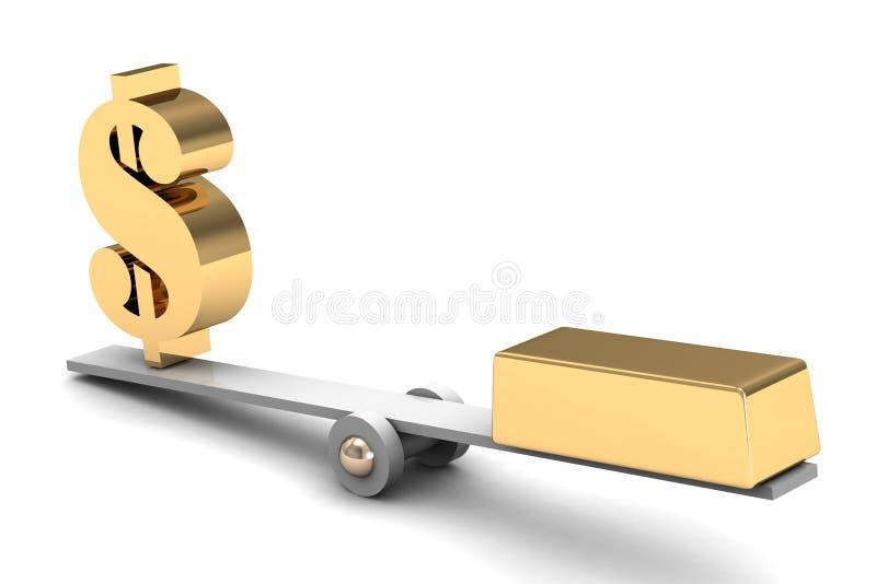 Download Balance business concept stock illustration. Image of balance - 23838430