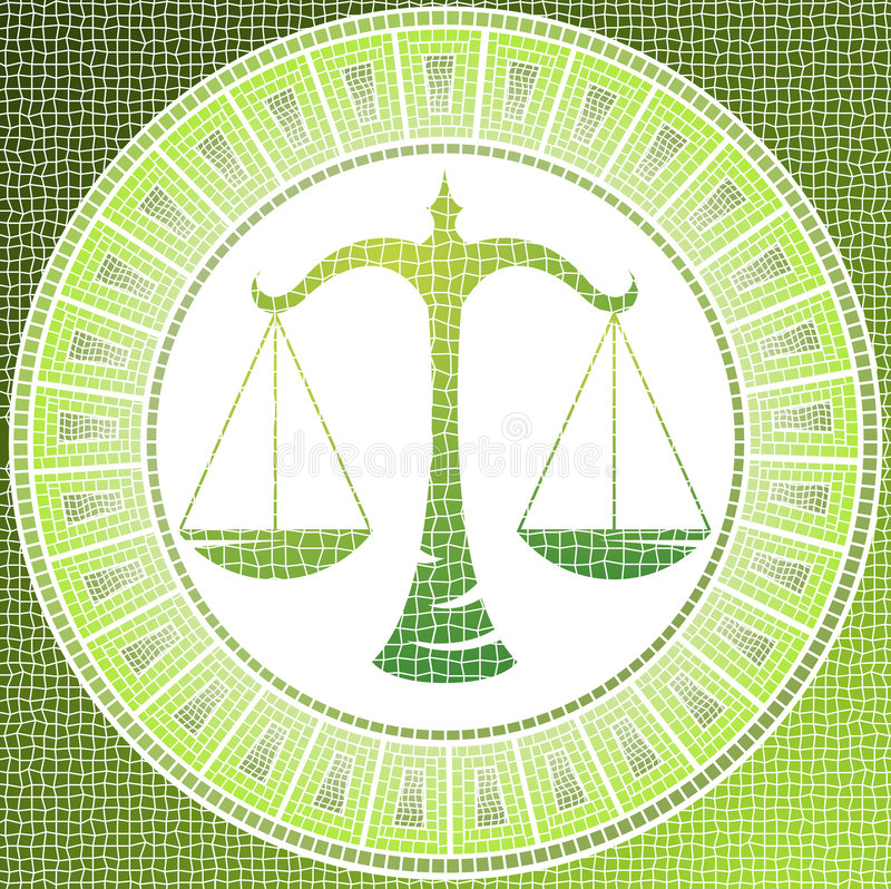 Balance d'élément d'air illustration libre de droits