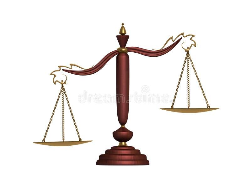 Balance del oro libre illustration