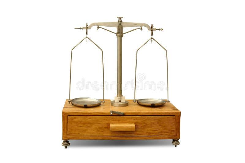 Balance Det Allmänna Laboratoriumet Royaltyfri Bild