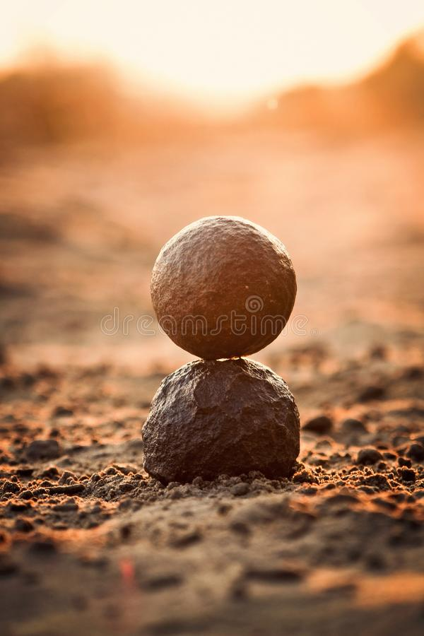 Balance, Ground, Relaxation stock photography