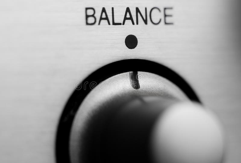 Download Balance knob stock image. Image of nobody, equipment - 17055019