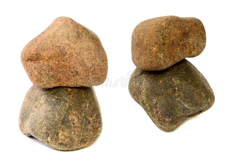 Download Balance of two stones stock image. Image of tranquil, isolated - 5495737