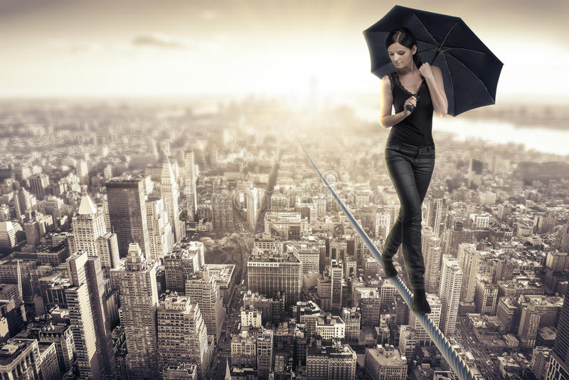 Download Balance stock image. Image of leadership, fear, challenge - 36708701
