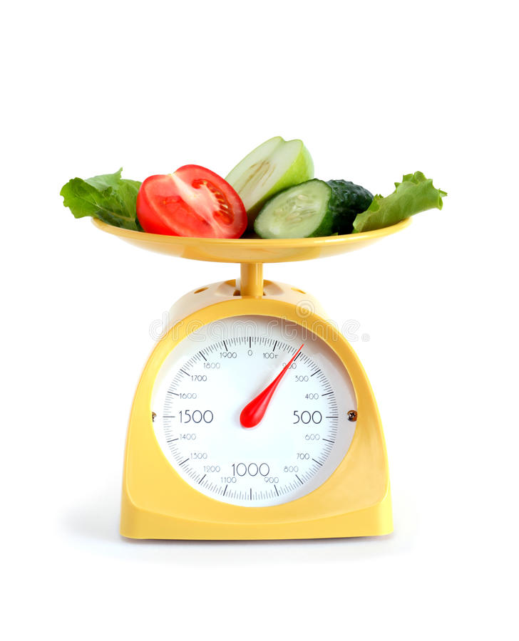 Download Balanced Diet stock image. Image of eating, dieting, measuring - 20547593