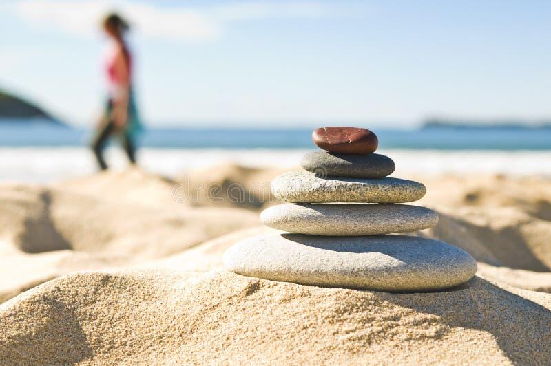 Balanced lifestyle royalty free stock image