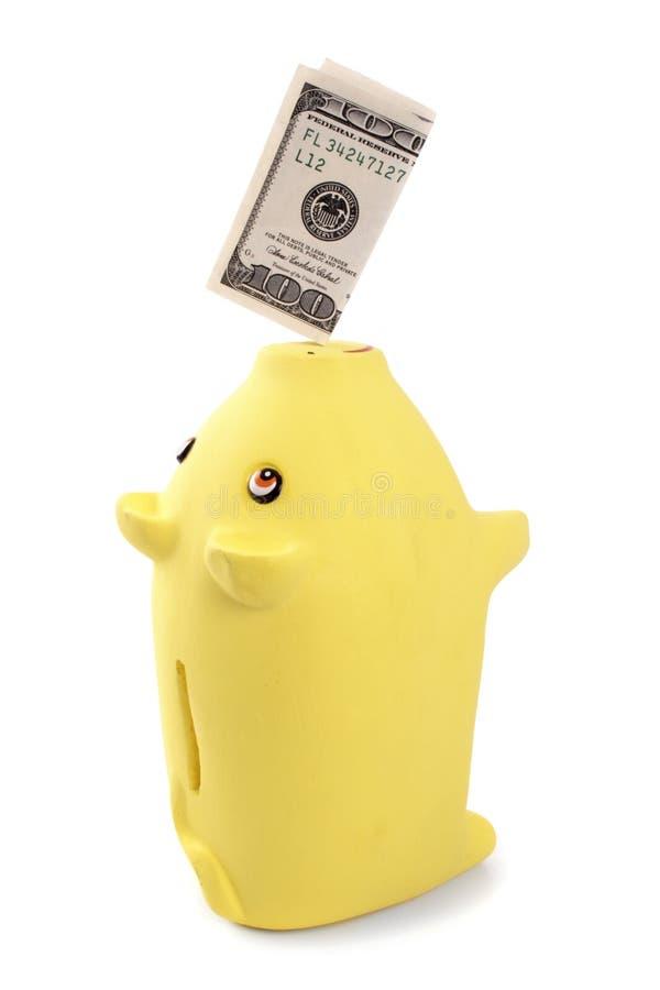 Balancieren des Familienbudgets stockbild