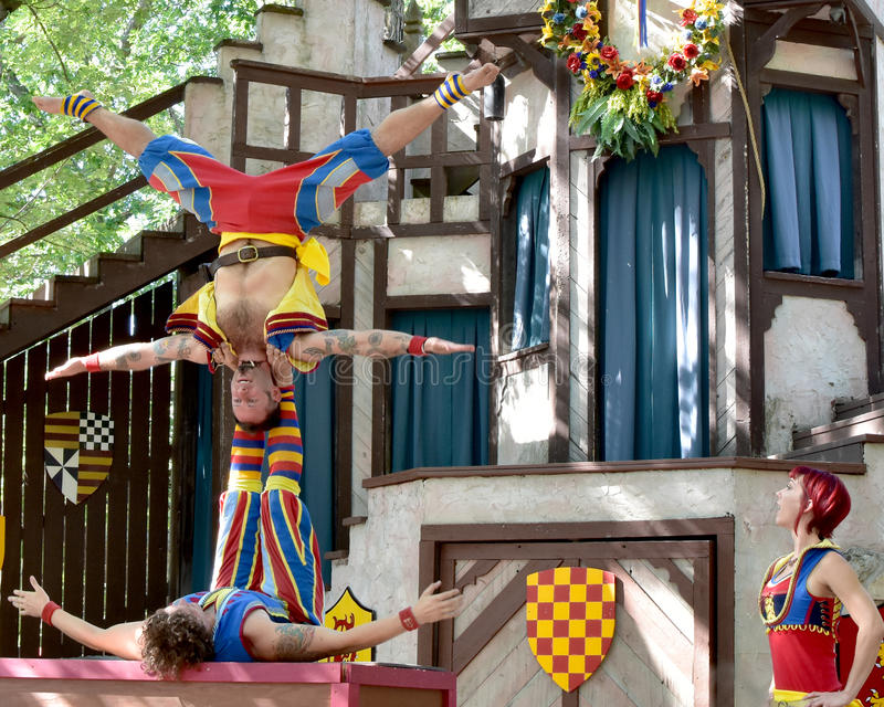 Balancing Act royalty free stock photo