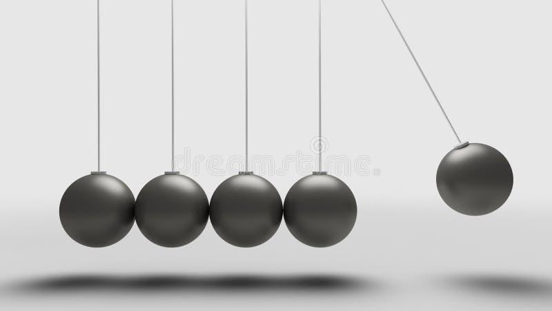 Balansowe piłki obrazy stock