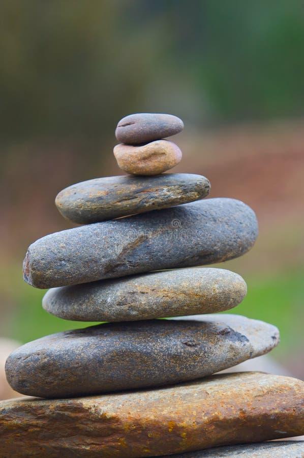 balansowe skały obraz stock