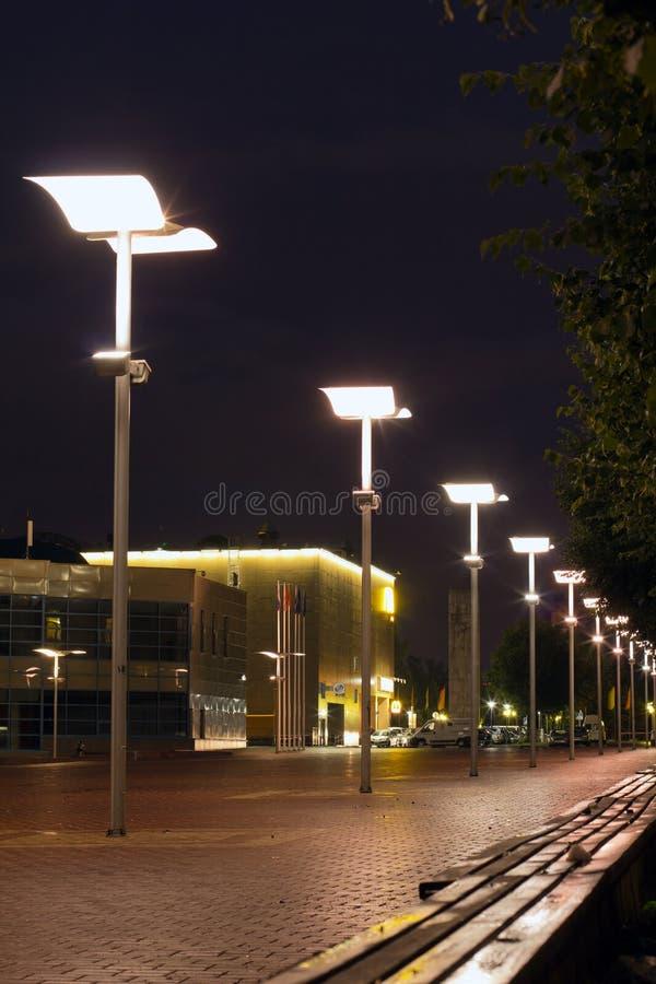 Download Balashikha night editorial stock photo. Image of lights - 25769038