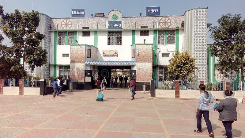 Balasore ODISHA Indie obraz royalty free