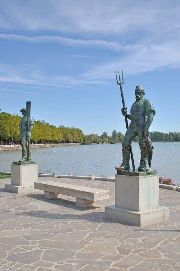 Download Balatonfuered,Lake Balaton,Hungary Stock Image - Image: 26624635