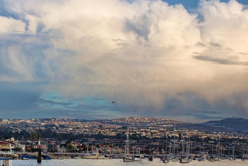 Download Balboa beach stock photo. Image of high, sail, pretty - 28609864