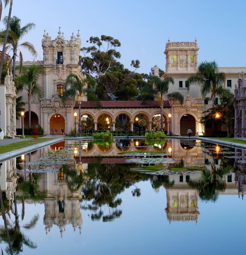 balboa casa de świt obraz royalty free