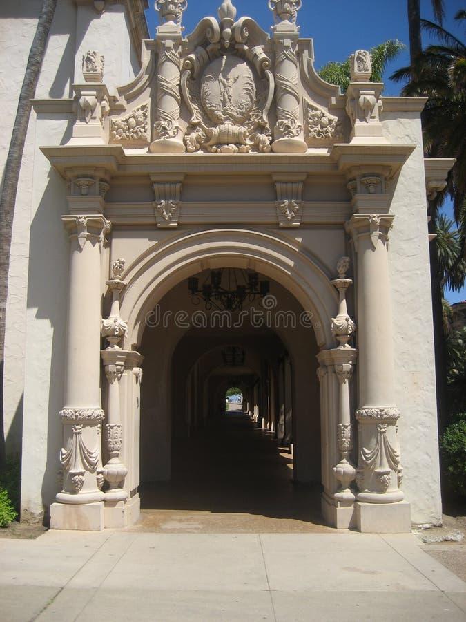 balboa czy park zdjęcia royalty free