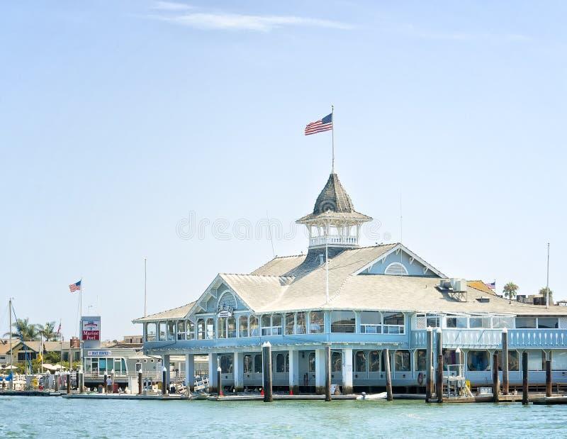 Download Balboa Pavilion, Newport Beach, California Editorial Stock Image - Image: 26504314
