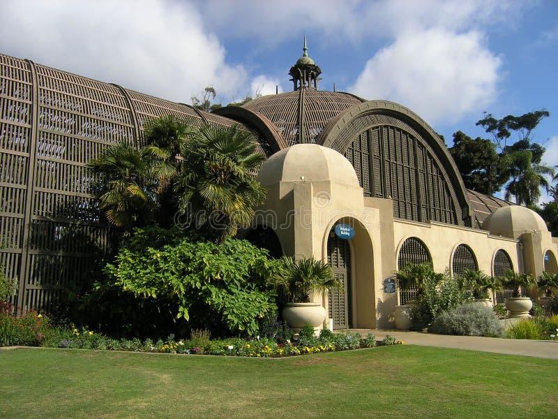 balboadrivhuspark royaltyfria foton