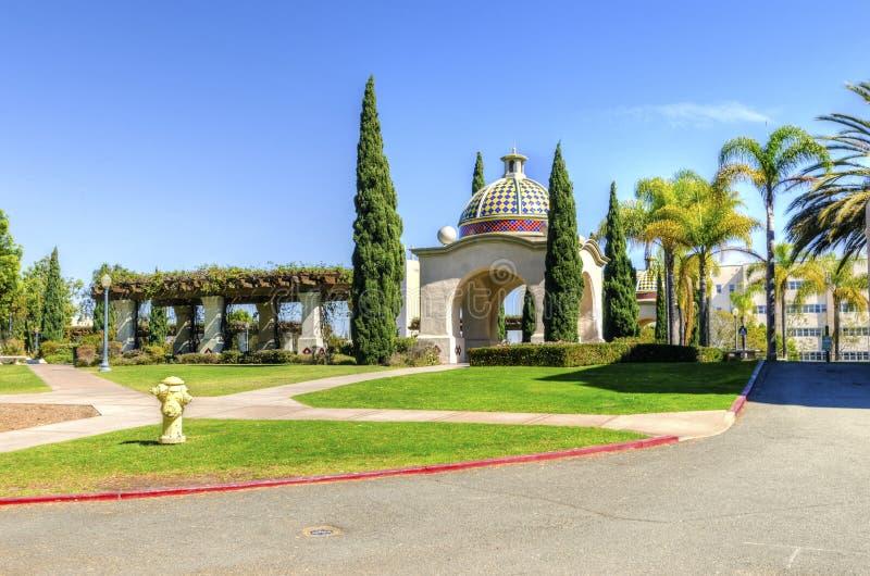 Balboapark, San Diego, Californië stock afbeeldingen