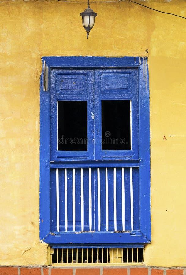Balcão colonial histórico fotos de stock royalty free