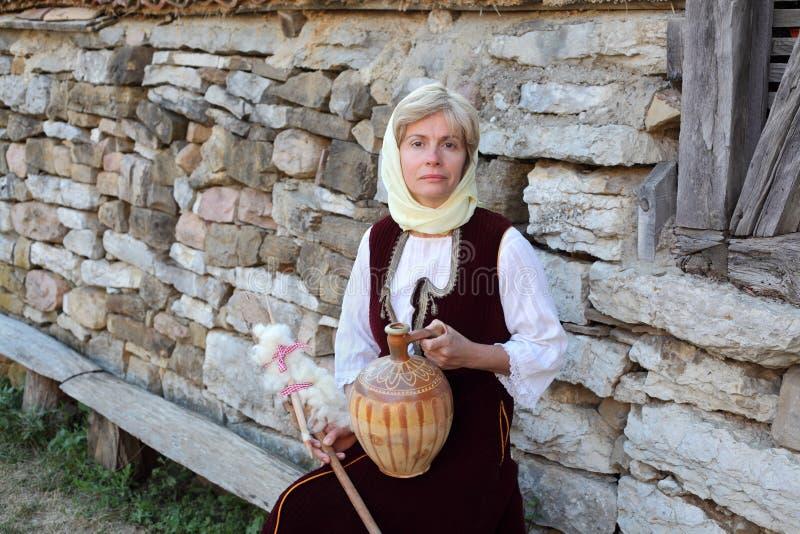 Balcãs fotografia de stock