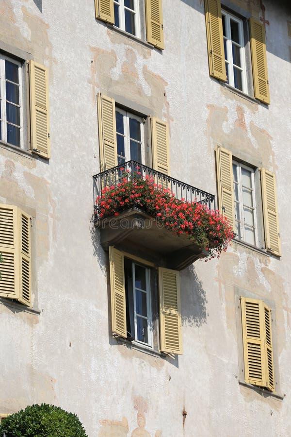 Balcões italianos fotos de stock