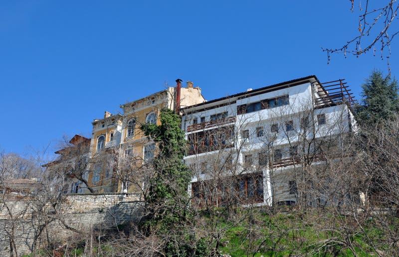 Balchik Hügel stockfotos