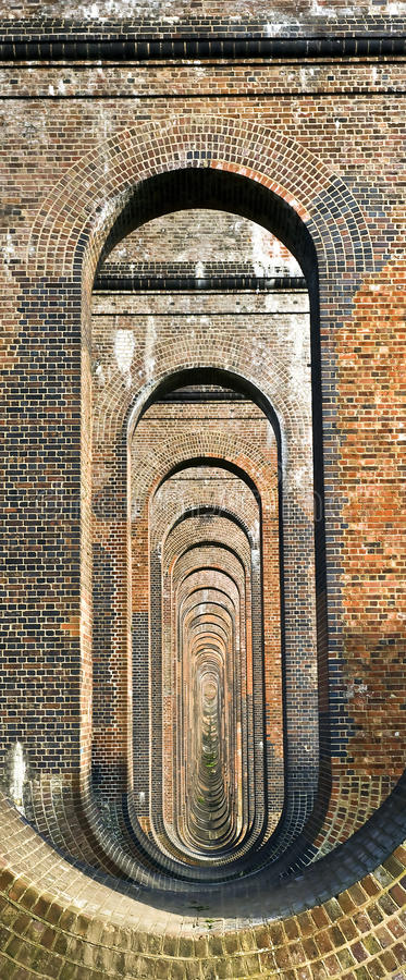 Download Balcombe Viaduct stock image. Image of oval, dusk, antique - 15600465