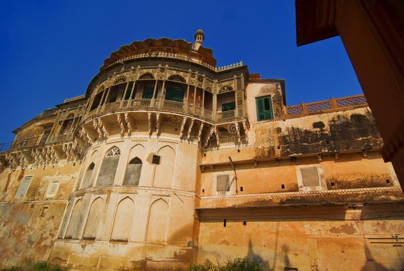 Balcone della fortificazione fotografia stock