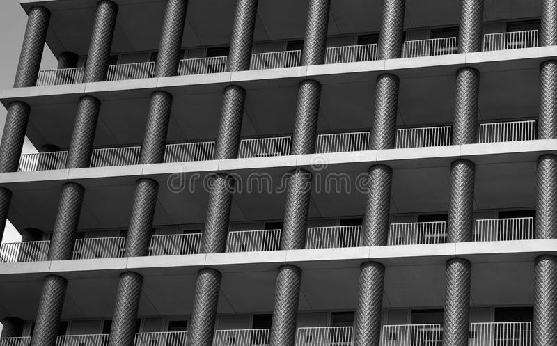 Balconies In Building Free Public Domain Cc0 Image